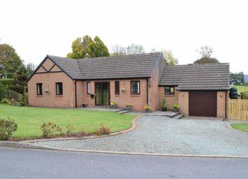 Thumbnail 3 bed bungalow for sale in 8, Maes Y Cwm, Llanwnog, Caersws, Powys
