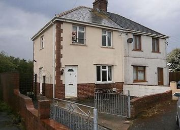 Thumbnail 2 bedroom semi-detached house to rent in Rhandir, Llanelli