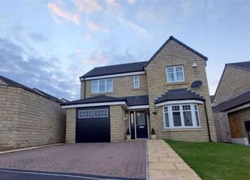 Thumbnail 4 bed detached house for sale in Oxhay Gardens, Crich, Matlock