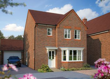 "Thumbnail 3 bed detached house for sale in ""The Epsom"" at Beancroft Road, Marston Moretaine, Bedford"
