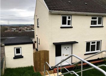 Thumbnail 3 bed semi-detached house for sale in Danybanc, Llanelli