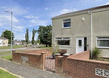 Thumbnail 2 bed end terrace house for sale in Wallace Drive, Larkhall