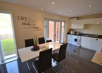 Thumbnail 3 bed detached house for sale in Crestwood Close, Maple Gardens, Northampton