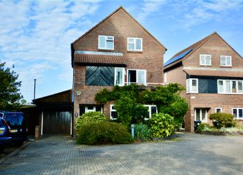 Thumbnail 4 bed detached house for sale in Blossom Close, South Croydon