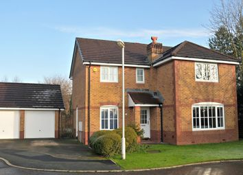 Thumbnail 4 bed detached house for sale in Wiltshire Mews, Preston, Lancashire