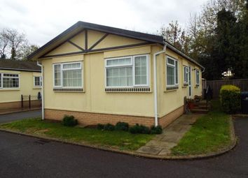 Thumbnail 2 bed detached house for sale in Padnal, Littleport, Ely
