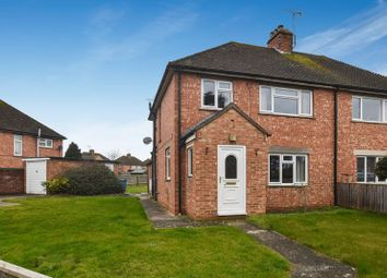 Thumbnail 3 bed semi-detached house for sale in Launton Road, Bicester
