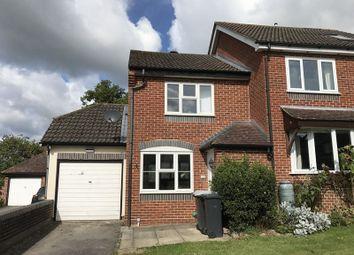 Thumbnail 2 bed semi-detached house to rent in Mallard Close, Bishops Waltham, Southampton