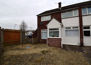 Thumbnail 1 bed flat to rent in Ribble Walk, Bettws, Newport