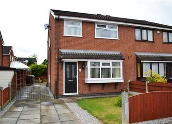 Thumbnail 3 bed semi-detached house for sale in Edmund Drive, Leigh