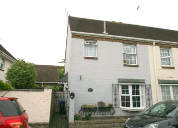 Thumbnail 3 bed end terrace house to rent in Tarring, Worthing, West Sussex