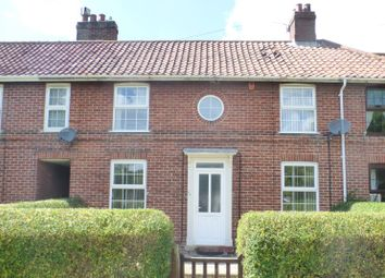 Thumbnail 3 bed town house for sale in Losinga Crescent, Norwich, Norfolk