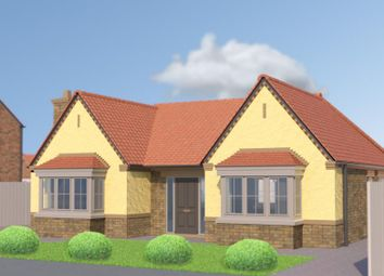Thumbnail 3 bed bungalow for sale in Plot 9 The Navenby, Stickney Meadows, Stickney