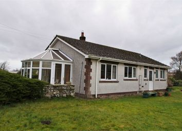 Thumbnail 2 bed detached bungalow for sale in Cardurnock, Kirkbride, Wigton, Cumbria