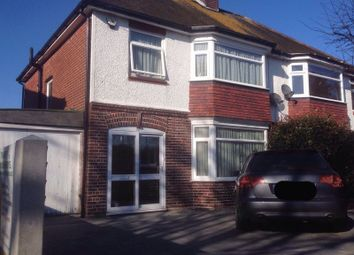 Thumbnail 3 bed semi-detached house for sale in George V Avenue, Margate
