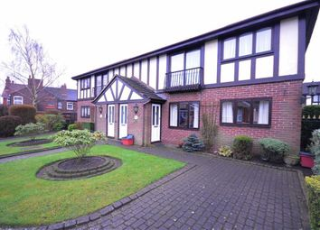 Thumbnail 1 bedroom flat for sale in Tudor Court, Porthill, Newcastle