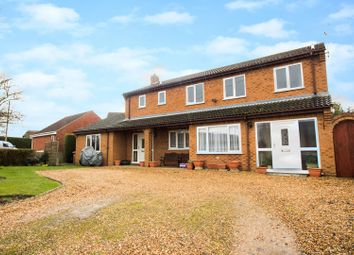 5 bed detached house for sale in Eastwood End, March PE15