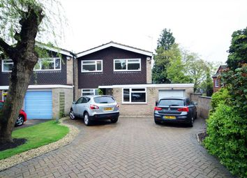 Thumbnail 3 bed end terrace house for sale in West View Gardens, Elstree WD6.