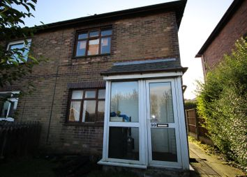 Thumbnail 2 bed semi-detached house for sale in Alma Walk, Upholland, Skelmersdale, Lancashire