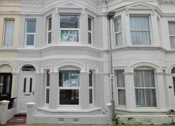 Thumbnail 2 bed terraced house to rent in Alpine Road, Hastings