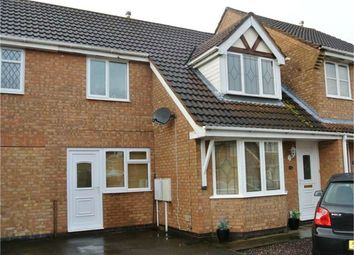 Thumbnail 3 bed terraced house to rent in Foxley Court, Bourne