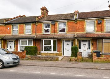 Thumbnail 2 bed terraced house to rent in Tovil Road, Maidstone