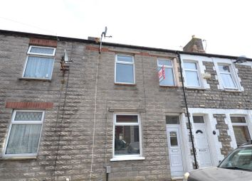 Thumbnail 3 bed terraced house to rent in Lee Road, Barry