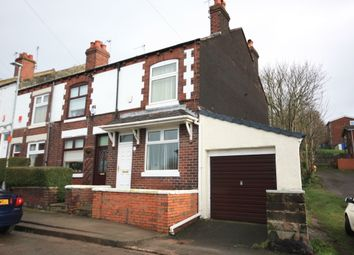 Thumbnail 2 bed end terrace house for sale in Lamb Street, Kidsgrove, Stoke-On-Trent