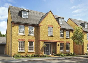 """Thumbnail 5 bedroom detached house for sale in """"Lichfield"""" at Sywell Road, Overstone, Northampton"""