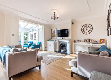 Staveley Road, London W4. 5 bed semi-detached house