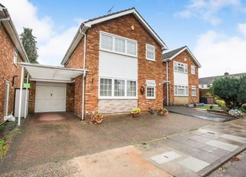 Thumbnail 3 bed detached house for sale in Lonsdale Close, Luton, Bedfordshire, England