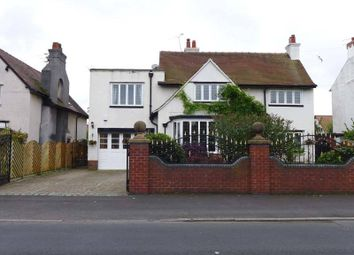 Thumbnail 4 bedroom detached house for sale in West Drive, Thornton-Cleveleys