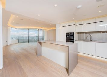 The Corniche, 23 Albert Embankment, South Bank SE1. 3 bed flat for sale