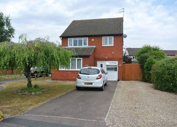 Thumbnail 4 bedroom detached house for sale in Bradshaw Close, Longlevens, Gloucester