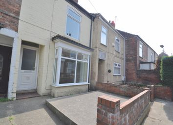 Thumbnail 2 bed terraced house for sale in Folkestone Avenue, Hull, Yorkshire
