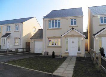 Thumbnail 3 bed detached house for sale in Pond Bridge Moors Road, Johnston, Haverfordwest