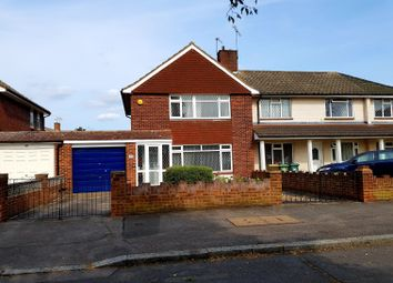 Thumbnail 3 bed semi-detached house to rent in Convent Road, Ashford