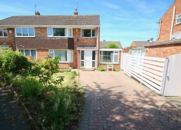 Thumbnail 3 bed semi-detached house for sale in Carlbury Crescent, Darlington