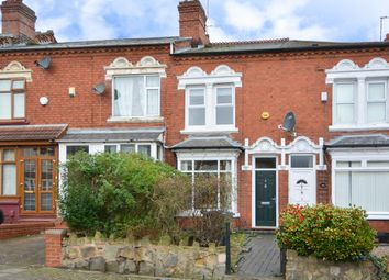 Thumbnail 2 bed terraced house for sale in Ridgeway, Edgbaston, Birmingham