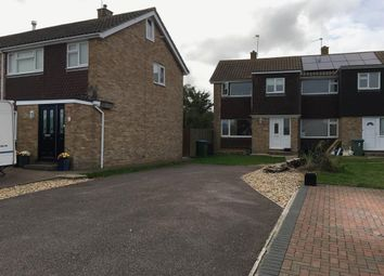 Thumbnail 3 bed end terrace house for sale in Kings Drive, Pagham, Bognor Regis