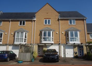 Thumbnail 4 bed terraced house for sale in Pierhead View, Penarth