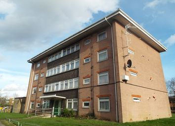 Thumbnail 1 bed flat to rent in Cuckmere Lane, Southampton