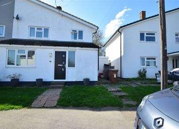 Thumbnail 3 bed semi-detached house for sale in Hyde Green South, Stevenage, Hertfordshire