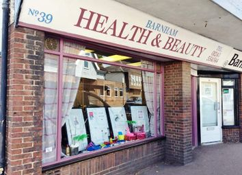Thumbnail Retail premises for sale in 39 Barnham Road, Bognor Regis
