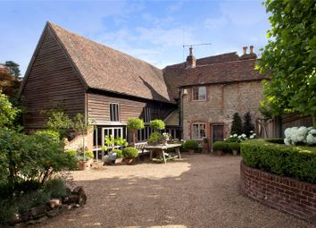 Thumbnail 5 bed detached house for sale in The Street, Ightham, Sevenoaks, Kent