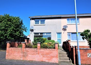 Thumbnail 2 bed end terrace house for sale in Gillburn Street, Wishaw