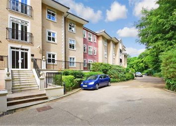 Thumbnail 3 bed flat for sale in Regents Drive, Woodford Green, Essex
