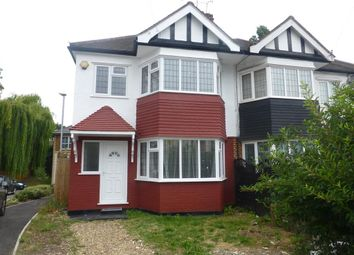 Thumbnail 3 bed end terrace house for sale in Westview Drive, Woodford Green, Essex