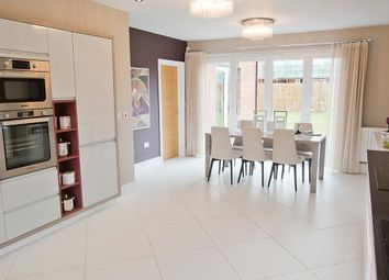 "Thumbnail 5 bedroom detached house for sale in ""The Durham"" at High Gill Road, Nunthorpe, Middlesbrough"