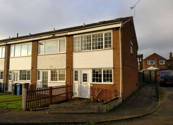 Thumbnail 2 bed terraced house for sale in Sundew Close, Spondon, Derby